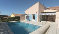 One of our Pezenas rental villas and gites in Languedoc